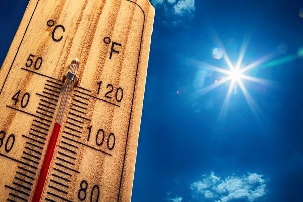 夏 暑い 英語表現
