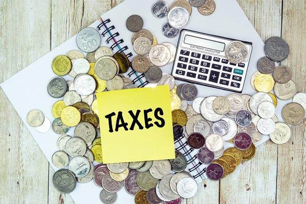英語表現 消費税