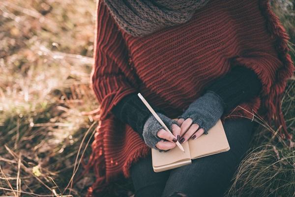 英語 日記 書き方