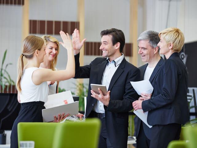 Корпоративный тренинг как путь к успеху в бизнесе
