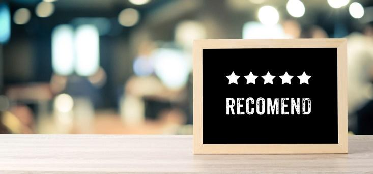 「recommend」の画像検索結果