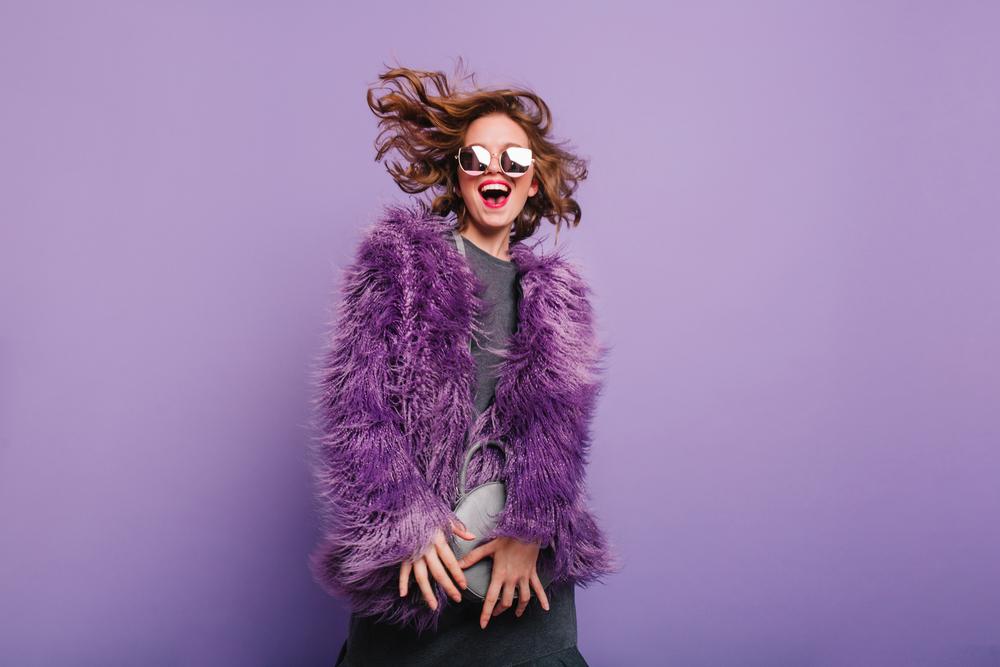 紫 英語 パープル